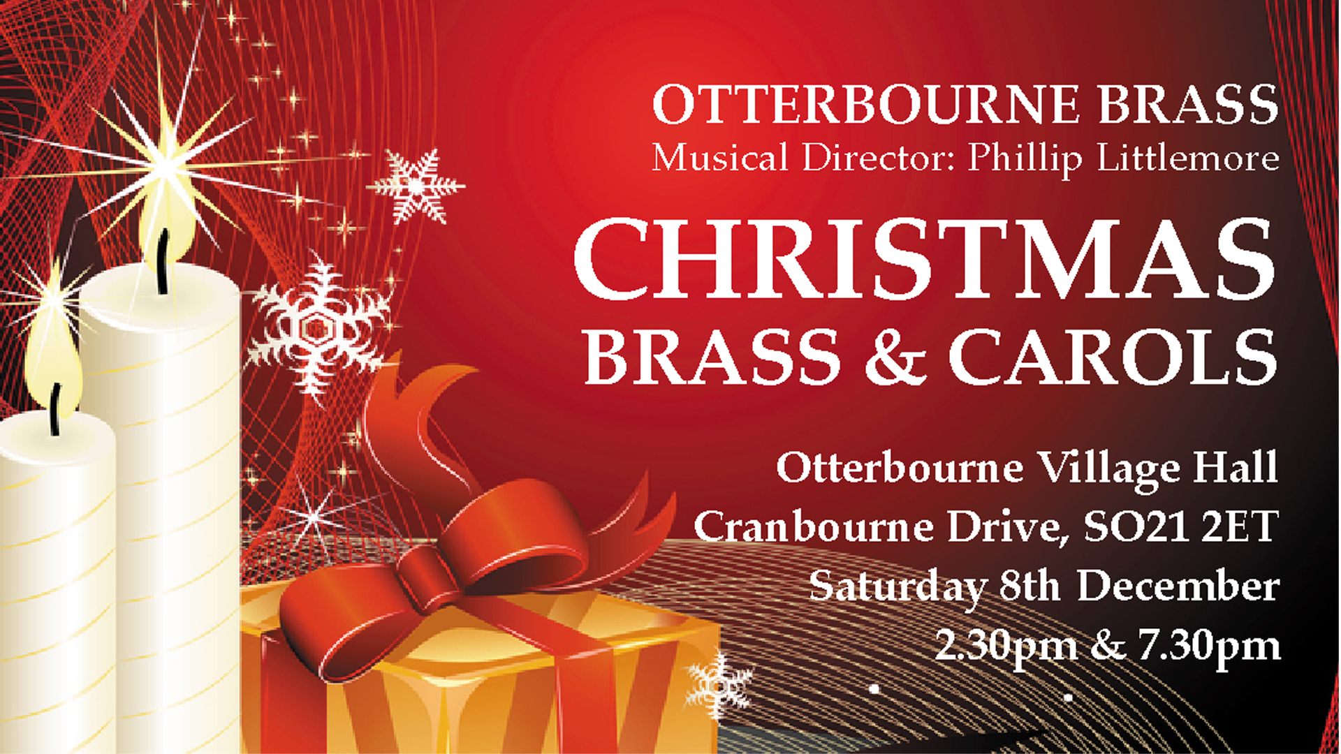 Otterbourne Brass Christmas Concerts 2018